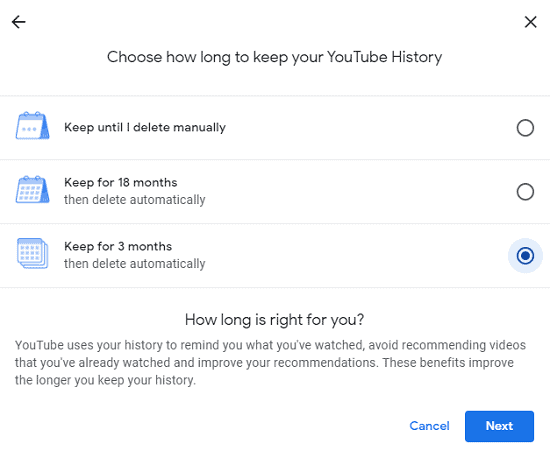 How to Delete YouTube History automatically