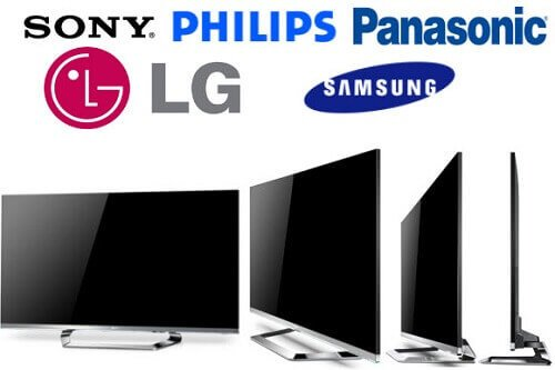 smart TV brands