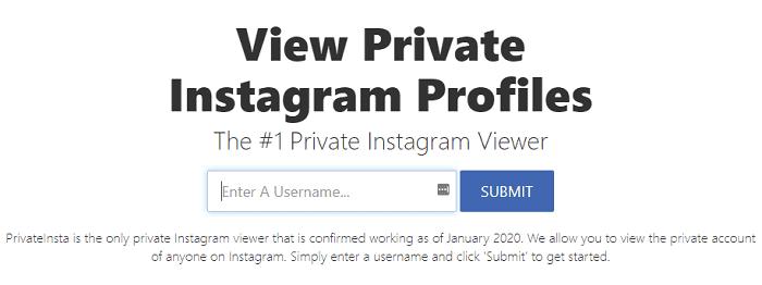 PrivateInsta